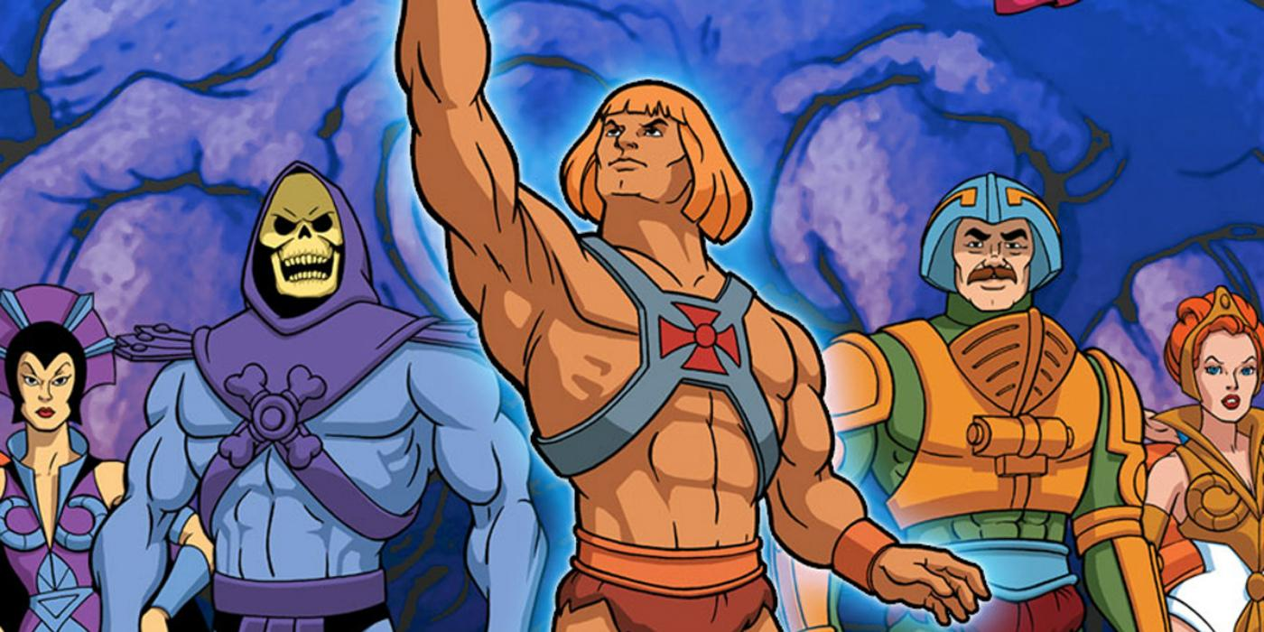 Masters Of The Universe 2021