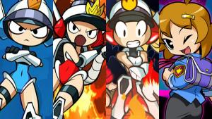 Mighty Switch Force Collection