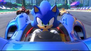 Team Sonic Racing COPERTINA