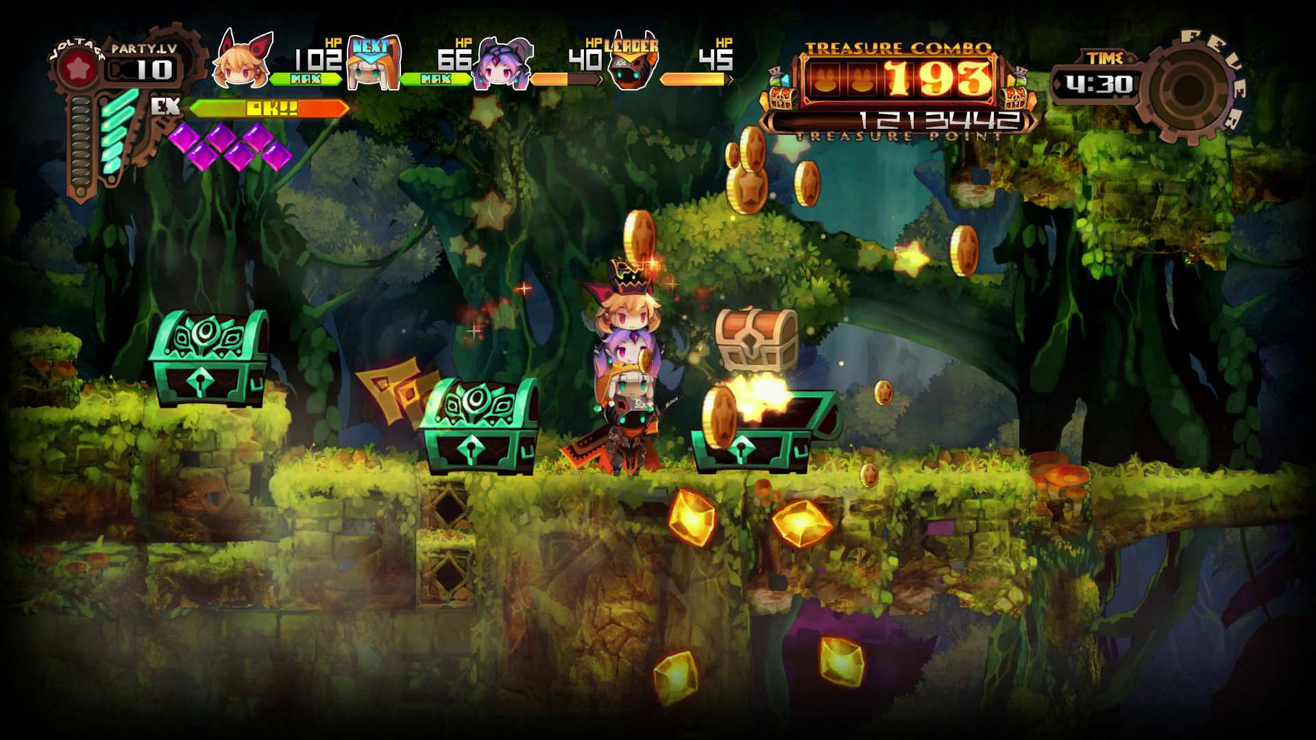 Lapis X Labyrinth ora disponibile per Playstation 4 e Switch