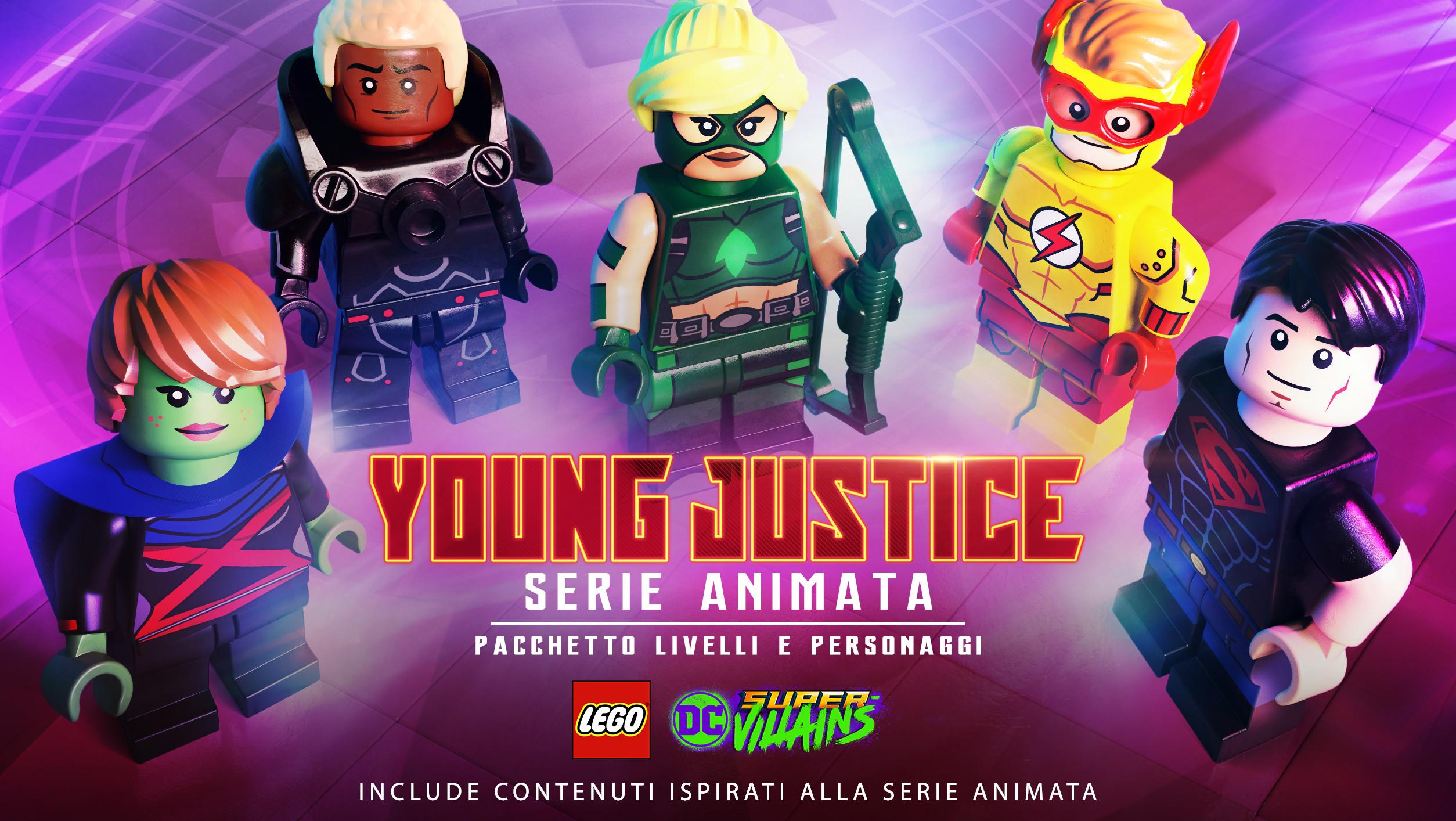 Young Justice Landscape ITA 1557742143
