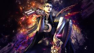 bayonetta 3 artwork