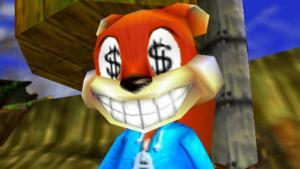 Conker's Bad Fur Day, i concept del sequel mai nato