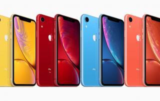 iphone xr color