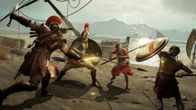 assassin's creed odyssey story creation mode