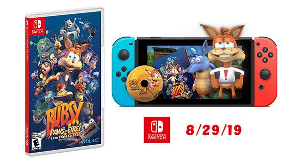 bubsy paws on fire switch