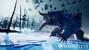 Dauntless su Switch, un video (di 5 minuti)