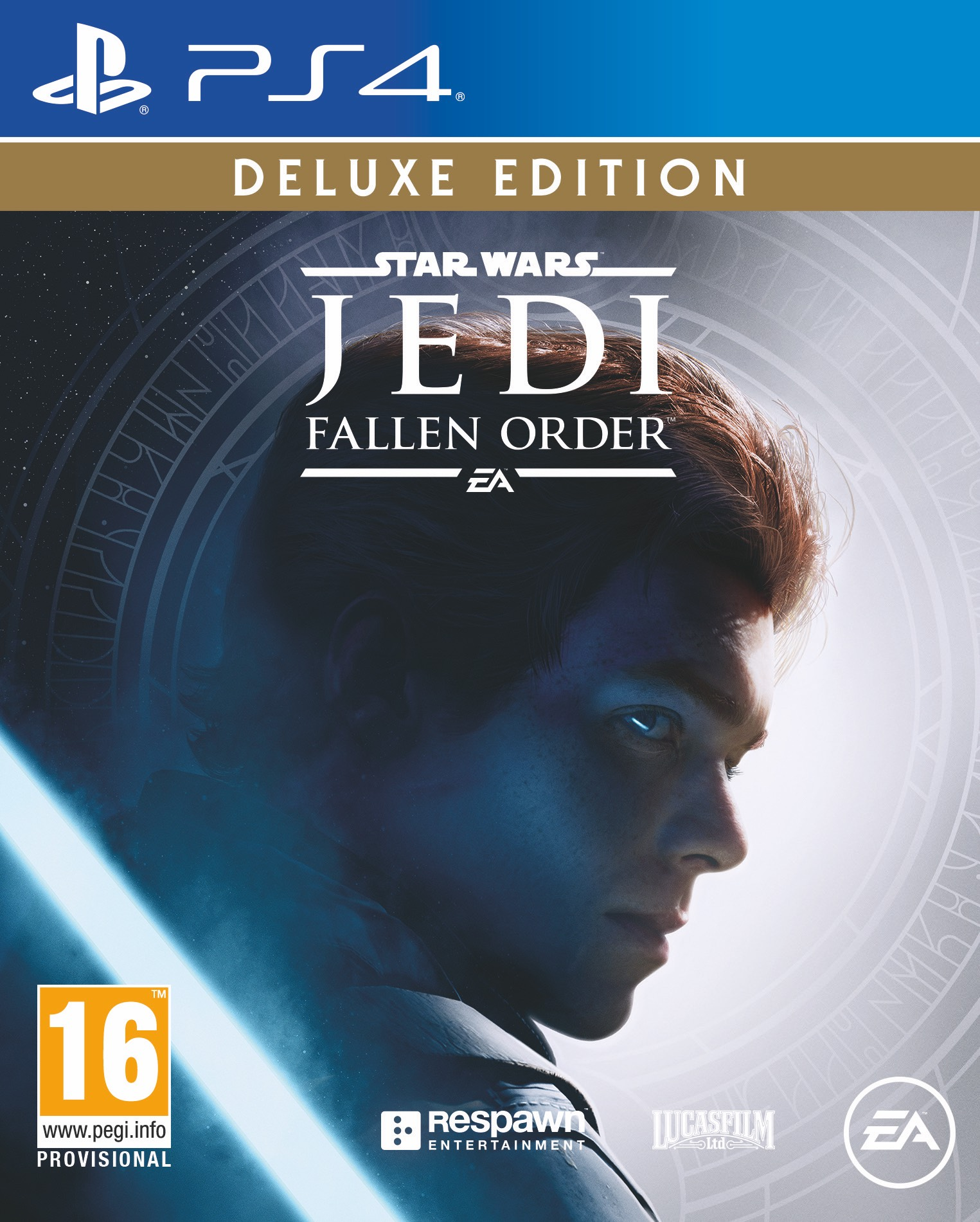 Star Wars Jedi: Fallen Order: svelate le box art ufficiali