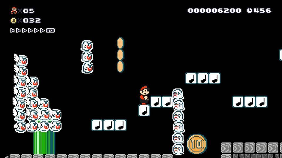 Super Mario Maker 2, Review by Mario Editor on Switch
