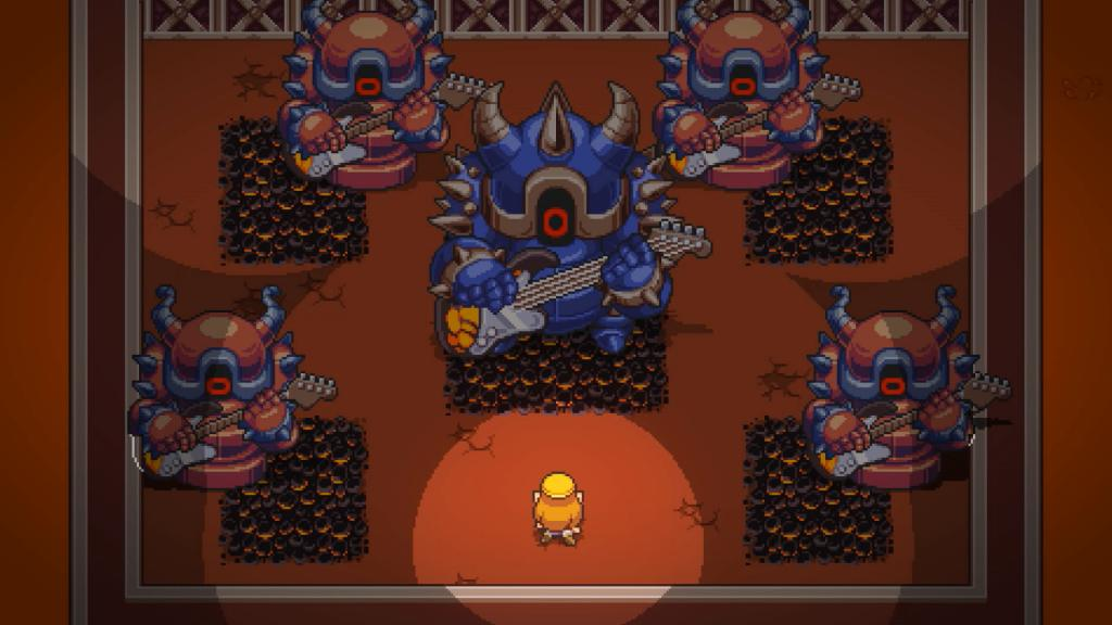 Cadence of Hyrule: Crypt of the NecroDancer featuring The Legend of Zelda recensione