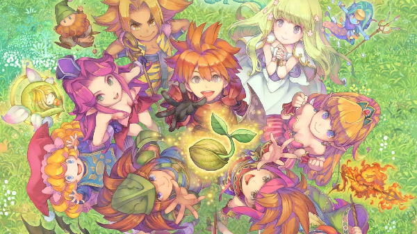 Square Enix registra Collection of Mana in Europa
