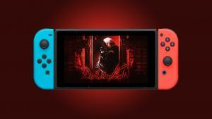 Come gira Devil May Cry su Nintendo Switch in modalità portatile?