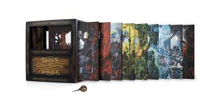Game of Thrones: ecco la Collector's del cofanetto da 33 Blu-Ray con tutte le stagioni