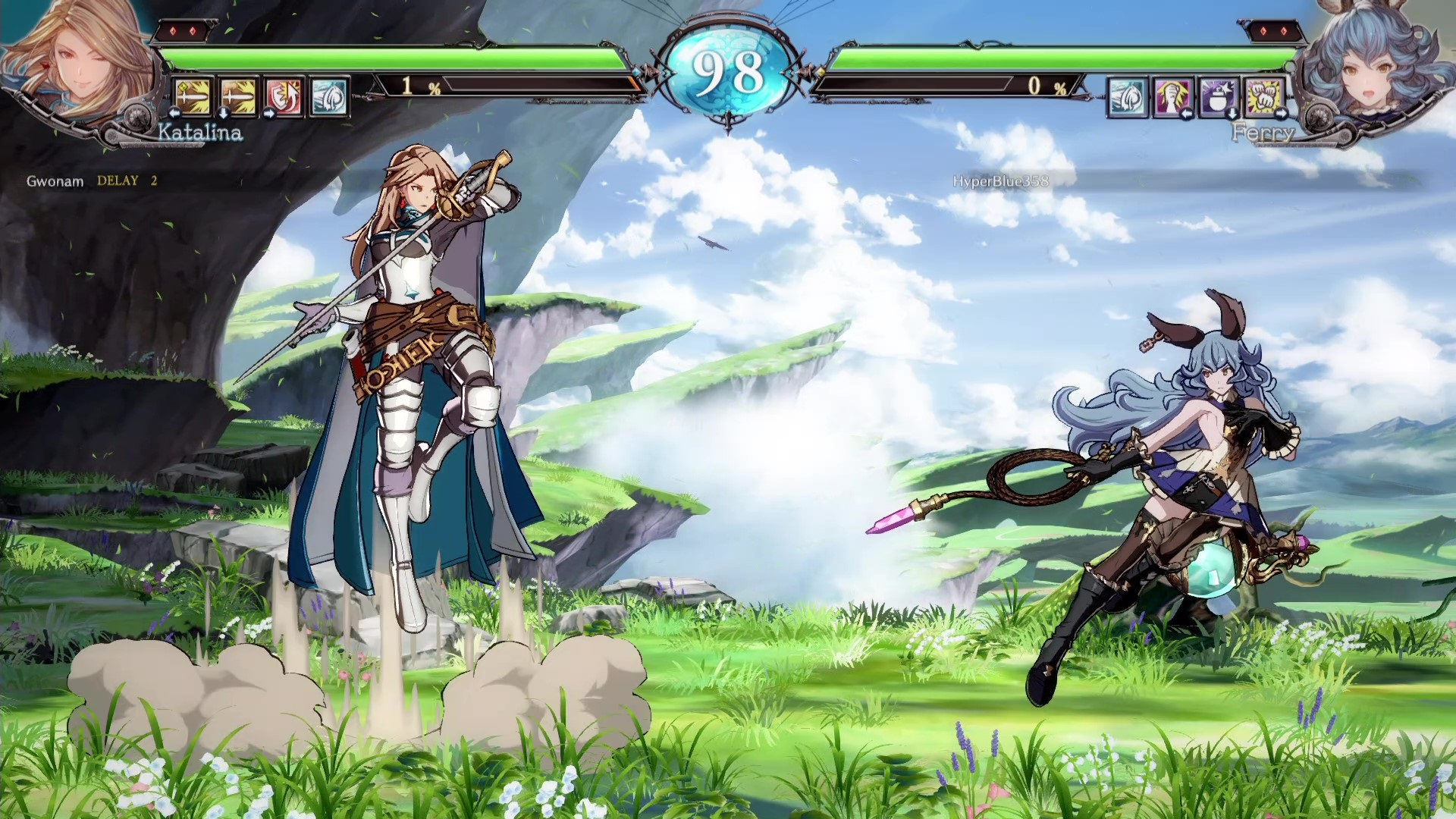 Granblue Fantasy Versus – Provata la Closed Beta