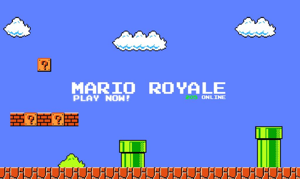 Arriva Mario Royale, il battle royale fan-made (gratis) di Super Mario