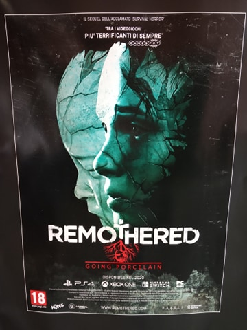 Remothered: Going Porcelain, il primo poster del gioco