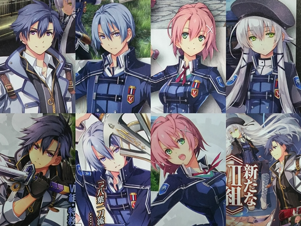 The Legend of Heroes: Trails of the Cold Steel III ha una data d'uscita