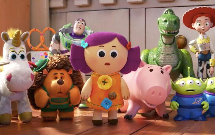 Toy Story 4 vince al Box Office ITA