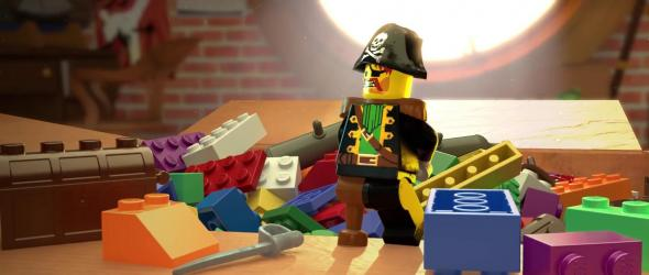 GameLoft Lego Legacy: Heroes unboxed