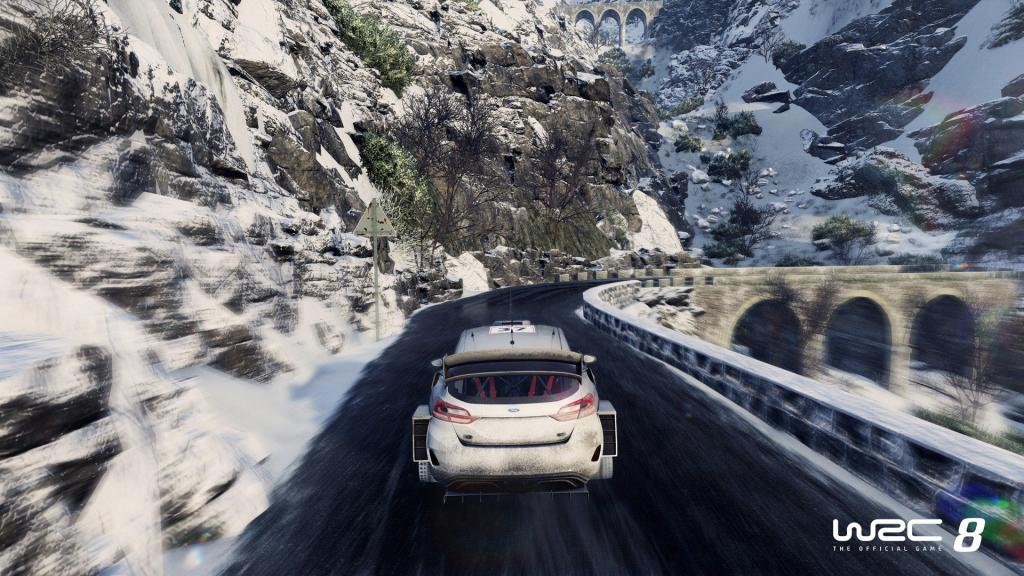 WRC 8 partner del vero rally in Italia