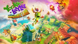 Yooka-Laylee and the Impossible Lair, il gioco si fa duro