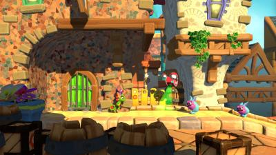 Annunciato Yooka-Laylee and the Impossible Lair