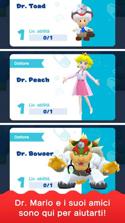 Dr. Mario World, in a Medic World | Anteprima