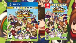 harvest moon light of dope special edition complete