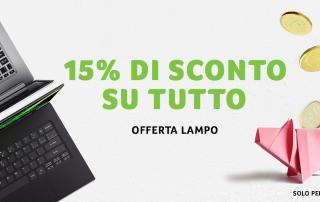 acer store offerta lampo