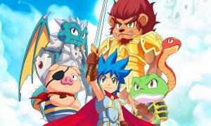 Monster Boy, già Wonder Boy | L'ora amarcord