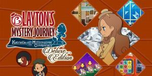Layton's Mystery Journey: Katrielle ha una data su Switch