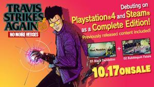 travis strikes agasin no more heroes complete edition