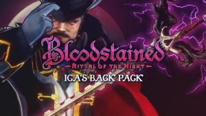 Bloodstained, disponibile l'IGA Back Pack per i backers