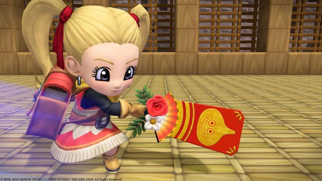 Dragon Quest Builders 2: da oggi su PS4 i contenuti del Season Pass