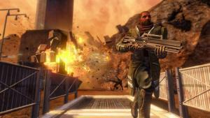 SpazioGames Live: oggi dalle 18.00 con Red Faction: Guerrilla Re-Mars-tered su Switch