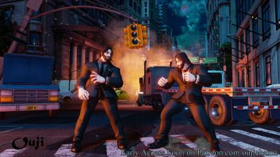 Keanu Reeves pronto a conquistare anche Street Fighter V