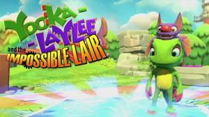 yooka-laylee and the impossibile lair