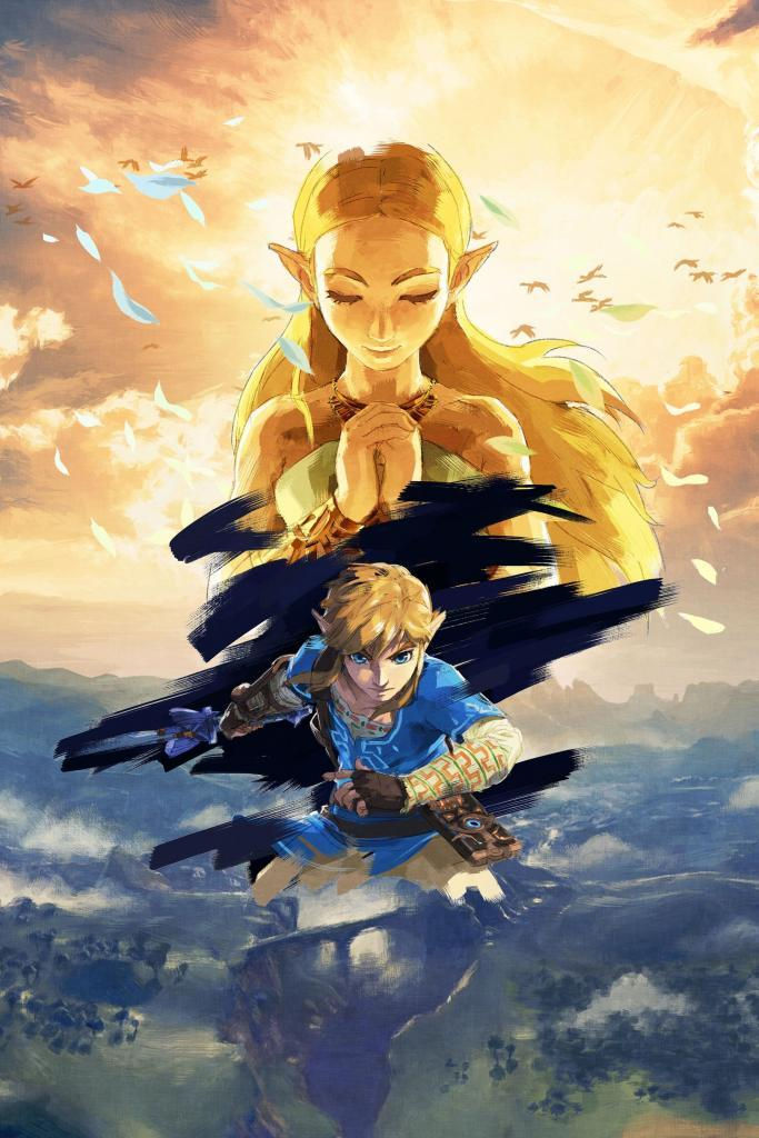 Il sequel di Zelda: Breath of the Wild sarà titolo di lancio di Nintendo Switch Pro?