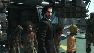 metal gear solid v keanu reeves