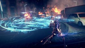 Astral Chain parte bene in Giappone
