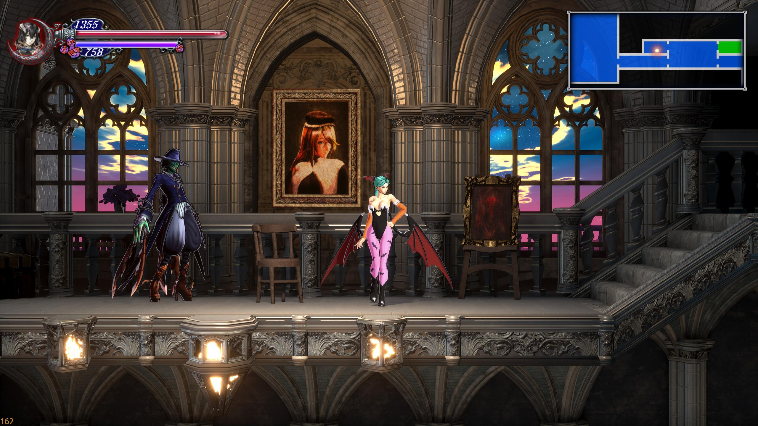 morrigan bloodstained