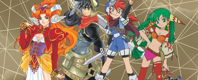 Grandia HD Collection Recensione