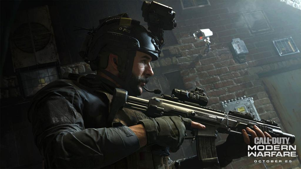 Call of Duty: Modern Warfare a Lucca Comics and Games 2019
