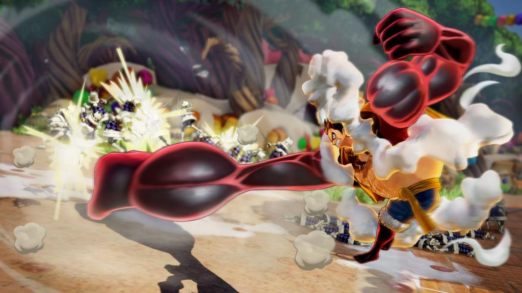 One Piece Pirate Warriors 4: all'arrembaggio sempre e comunque