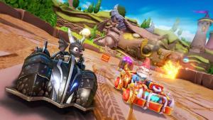 Crash Team Racing Nitro-Fueled, ecco Spyro in azione nel Grand Prix