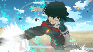 My Hero One's Justice 2, il primo gameplay