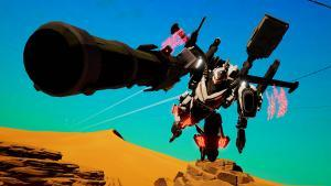 Daemon X Machina, un video mostra gli scontri coi boss