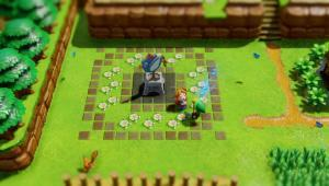 Una video analisi tecnica di Zelda: Link's Awakening