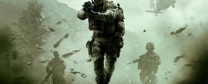 La storia di Call of Duty Modern Warfare, Parte 1
