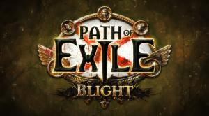 path of exile blight